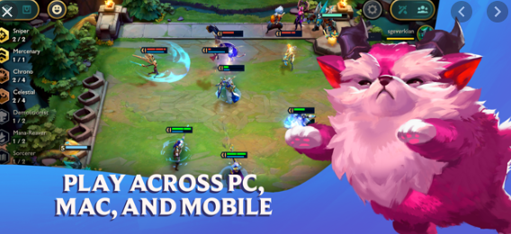 Hình ảnh tft mobile ios in Tải TFT Mobile ios / apk - TFT: Teamfight Tactics Download